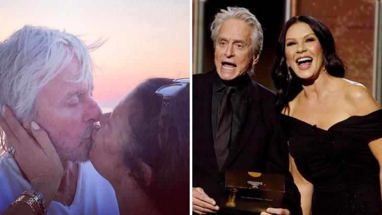 Catherine Zeta-Jones i Michael Douglas godinama slave na isti dan, a sklad pokazuju i u braku