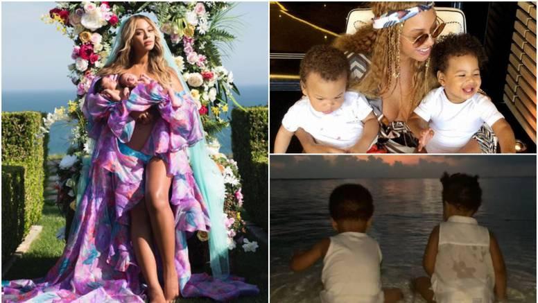 Beyonce čestitala 4. rođendan blizancima: Djecu od javnosti skriva, na dadilje troši milijune