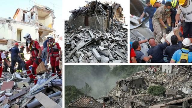 Hrvatski Caritas s 25.000 eura pomaže stradalima u potresu