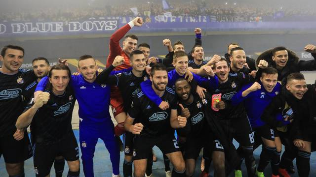 """Zagreb: Dinamo protiv Spartak Trnave za """"europsko proljeće"""""""