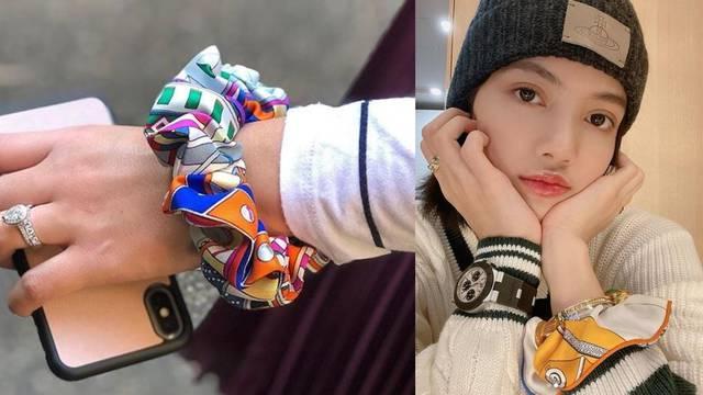 Nova generacija voli Hermès - umjesto svilenih šalova cure biraju elegantne gumice za kosu