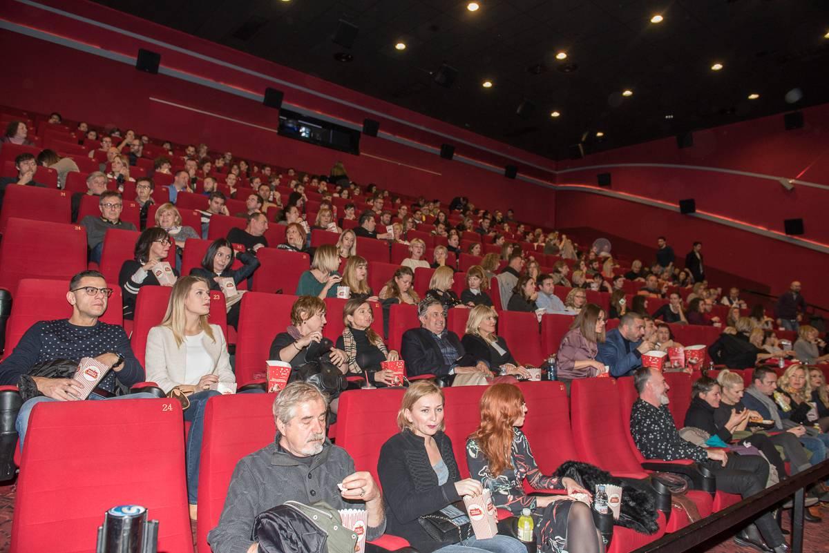 Premijera filma Woodyja Allena okupila je mnoga poznata lica