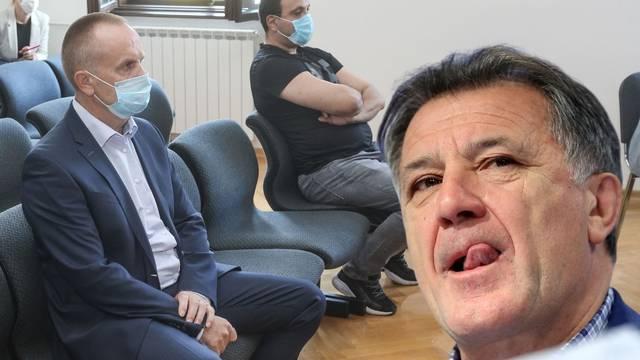 Lažne SMS poruke za Mamića i Todorića: Vargi tri i pol godine zatvora, Curiću dvije godine