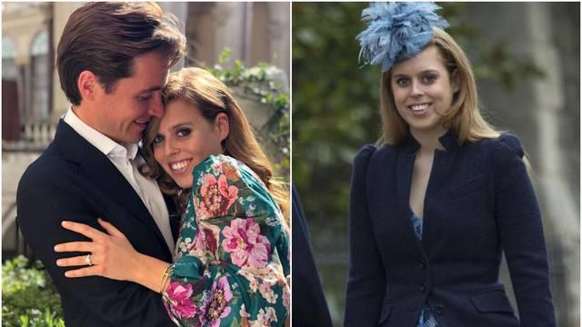 Princeza Beatrice se zaručila za milijunaša: 'Uzbuđeni smo'