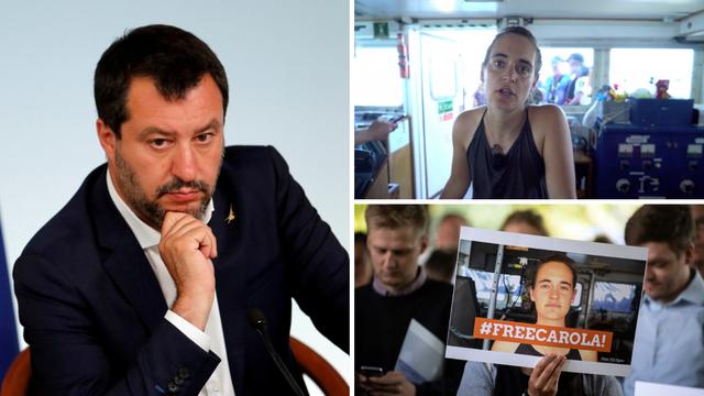 'Odluka o puštanju kapetanice Sea Watcha tjera nas na plač'