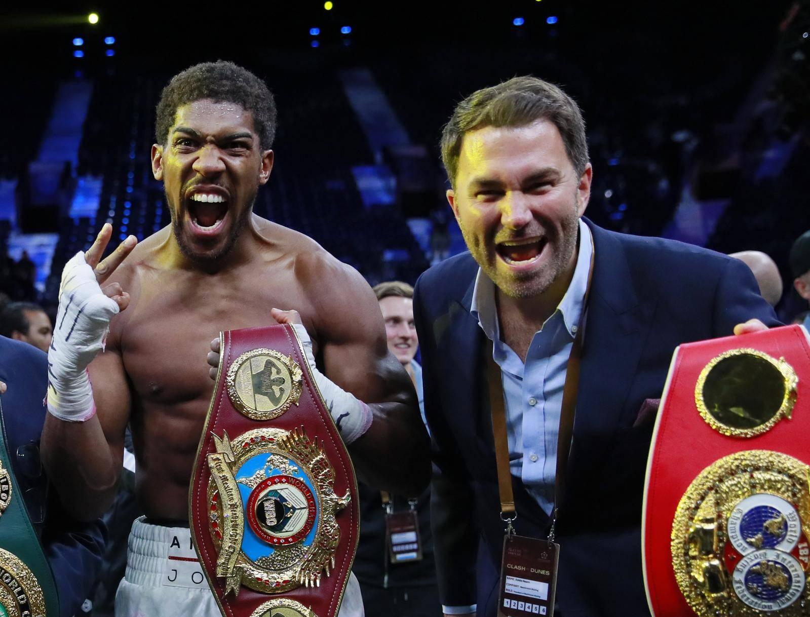 Andy Ruiz Jr v Anthony Joshua - IBF, WBA, WBO & IBO World Heavyweight Titles