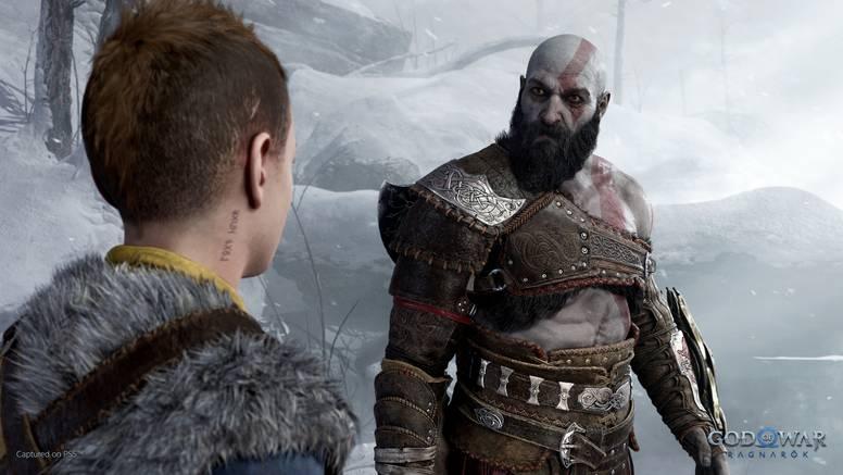 Novi God of War prevest će na hrvatski, ovako će to izgledati