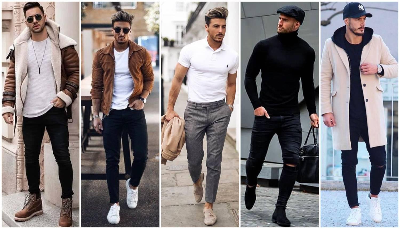 Ovih 15 modnih kombinacija muškarci mogu nositi svaki dan