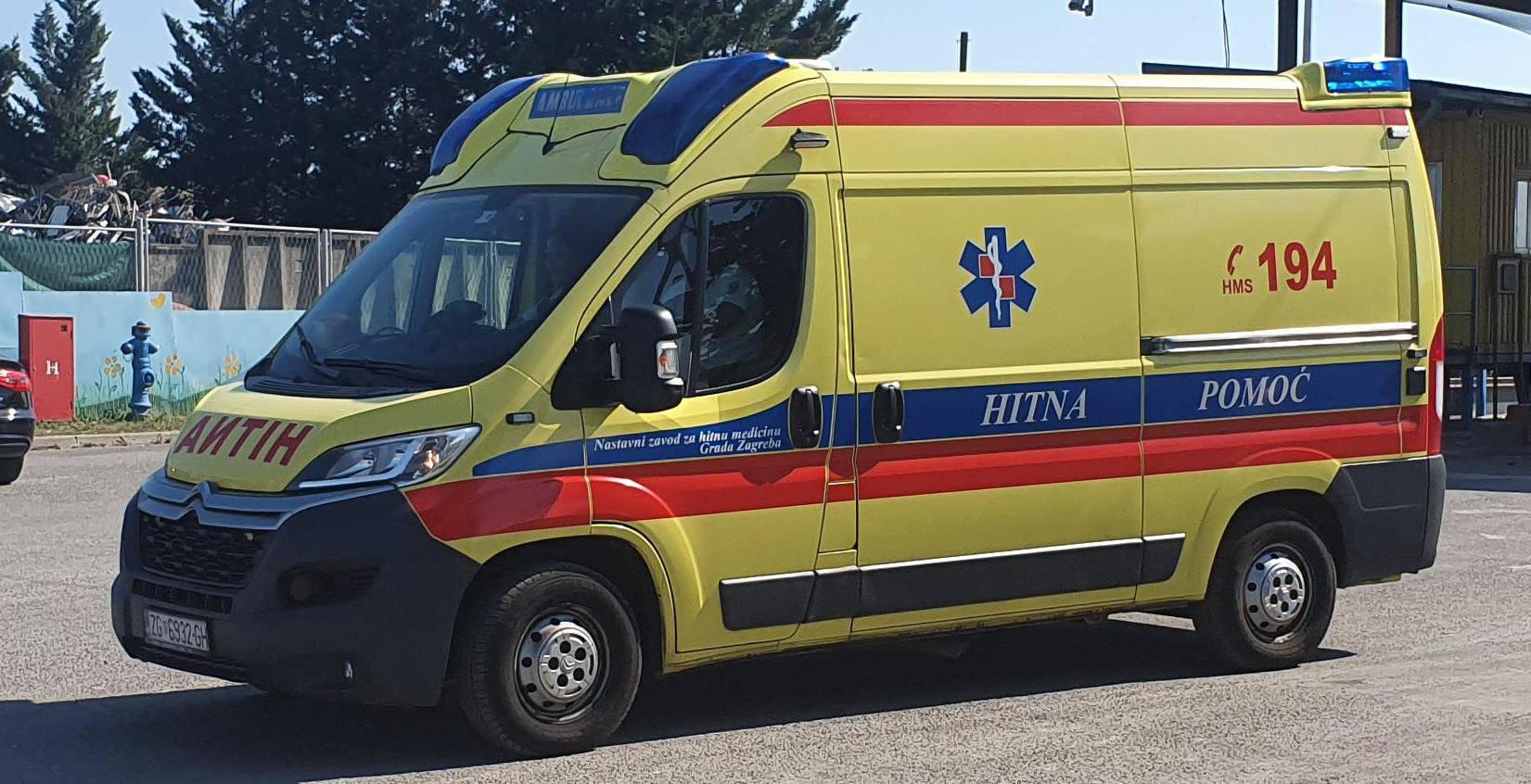 Smrtno stradao motorist kod Plitvica: Sudario se s BMW-om