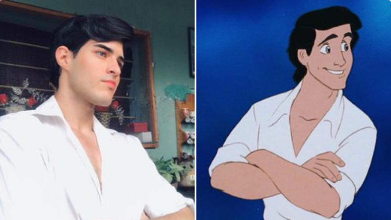Nevjerojatna sličnost: Izgledaju identično kao likovi iz 'crtića'