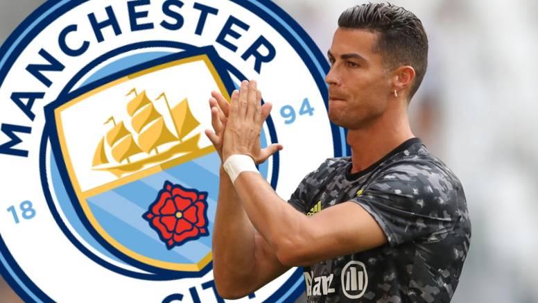 Ronaldo se nudi Cityju!? Ako ne dovedu Kanea, imaju 'rezervu'