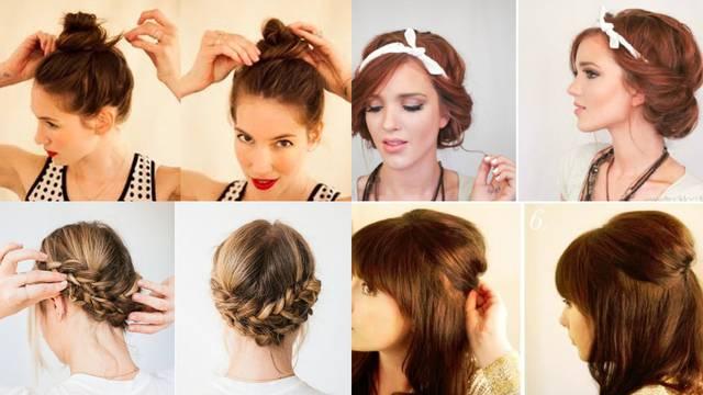 10 ljetnih frizura za djevojke s dugom kosom: Jednostavne, moderne i postojane i na +40°C