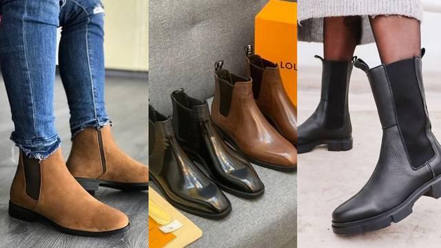 Patentirani dizajn: Chelsea čizme originalno potpisuje postolar kraljice Viktorije