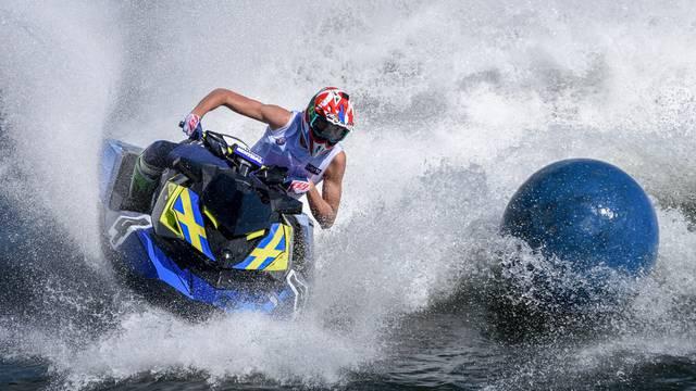 Europsko finale Jet Ski prvenstva - vodeni spektakl u Zagrebu!