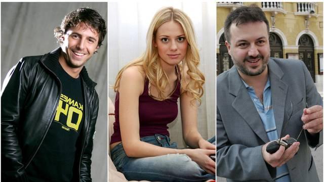 Fotke s početka karijere: Ovako su prije 15 godina izgledali Vuco i Gobac, Jelena Veljača, Juričić...