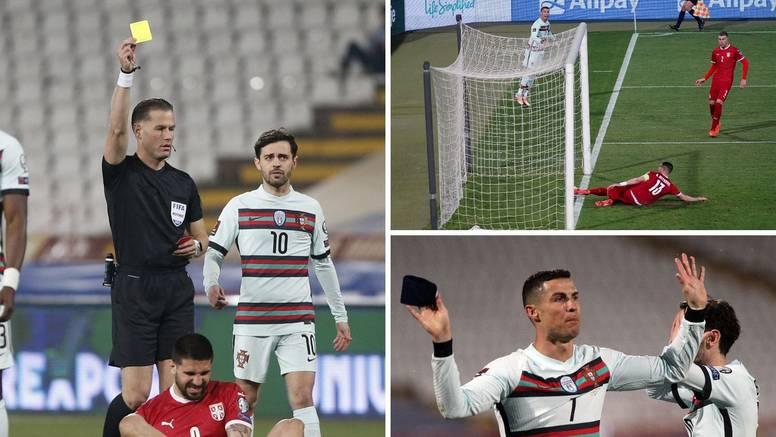 'Otkantao' svog pomoćnika jer nije vidio gol Portugala u Srbiji, a sudit će Dinamu u Villarrealu