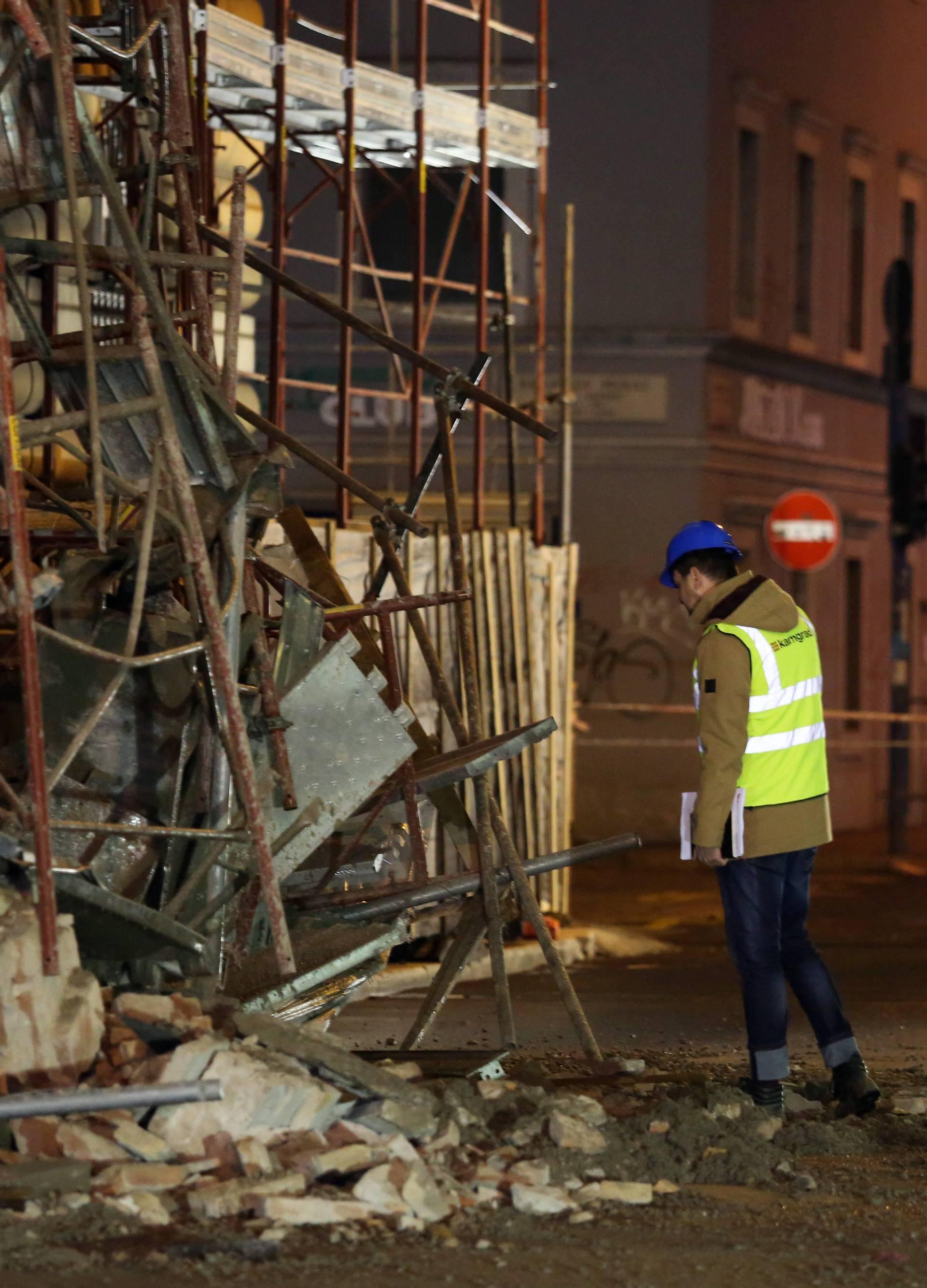 Adamićeva ulica u Rijeci mogla bi biti zatvorena čak 10 dana