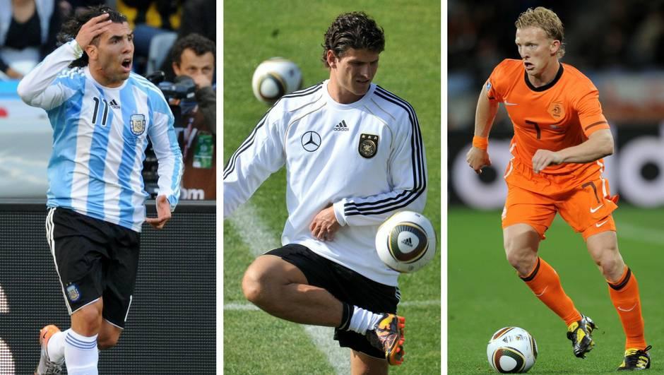 Tevez, Kuyt i Gomez igrali su dopingirani, Fifa im dopustila