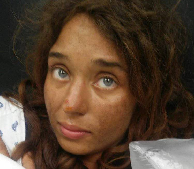 Mjesec dana preživjela sama u šumi, jela bobice i pila kišnicu