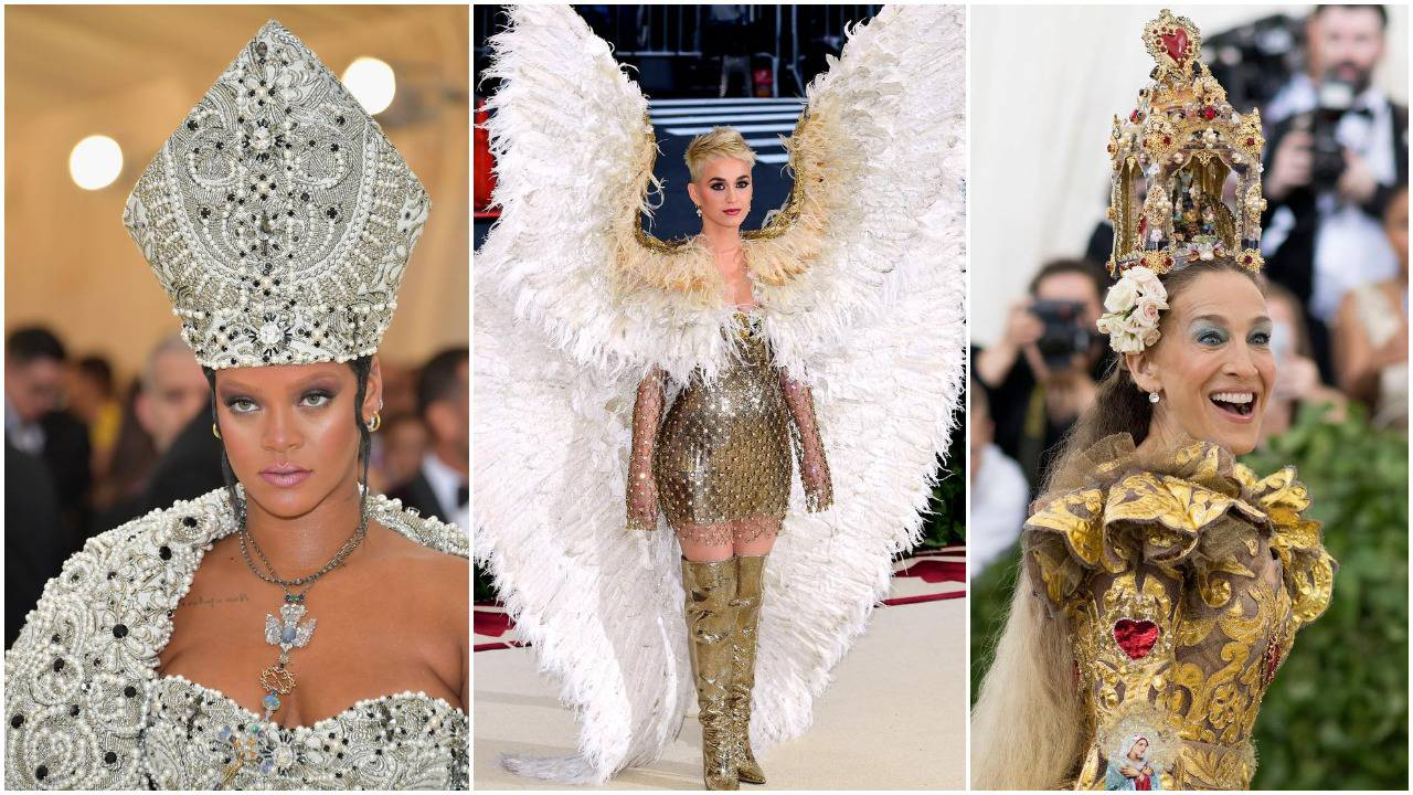Met Gala: Najluđi outfiti slavne modne izložbe u New Yorku