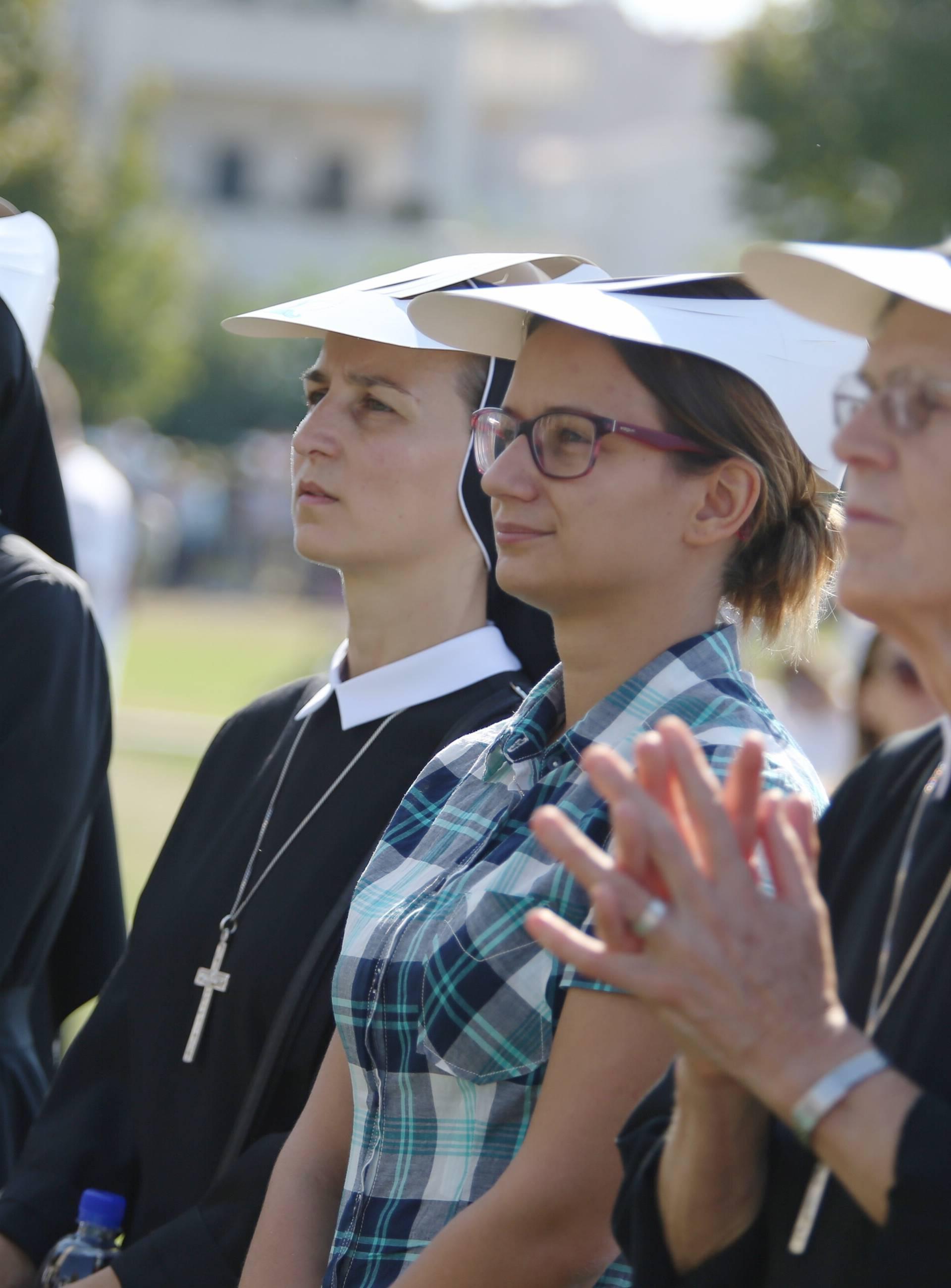 Solin: SveÄ?ana euharistija povodom susreta hrvatskih katoliÄ?kih obitelji