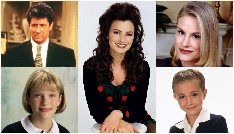 Prošlo je 26 godina od Dadilje: Zvijezde serije ne skrivaju bore