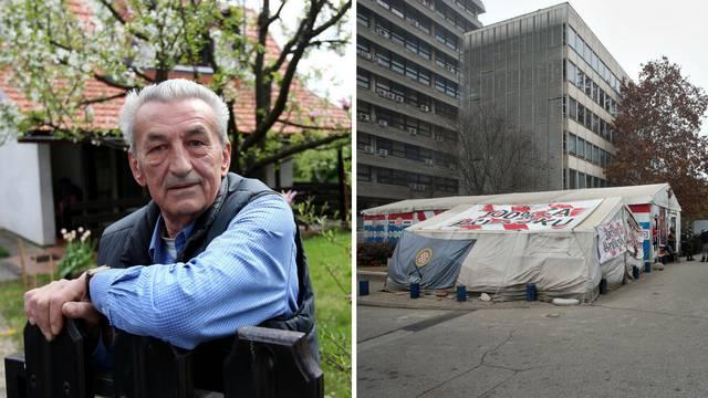 'General Stipetić imao je manju mirovinu od pojedinih šatoraša'