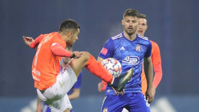 Dinamo i Šibenik susreli se na Maksimiru u 18. kolu Prve HNL