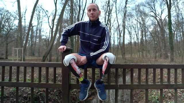 Toniju (35) vlak odrezao noge: 'Sada živim za sport i sina...'