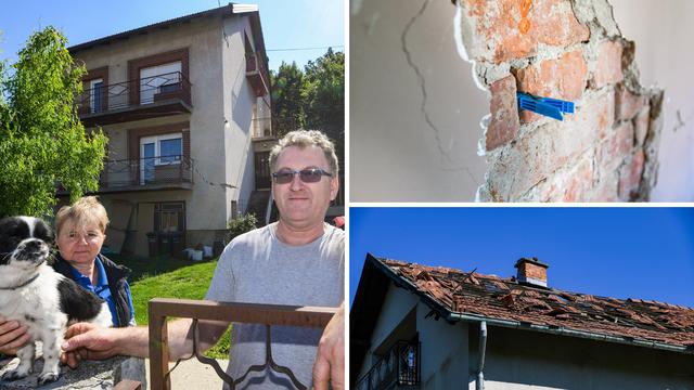 'Živimo u epicentru potresa, svaki dan nas trese, bojimo se'