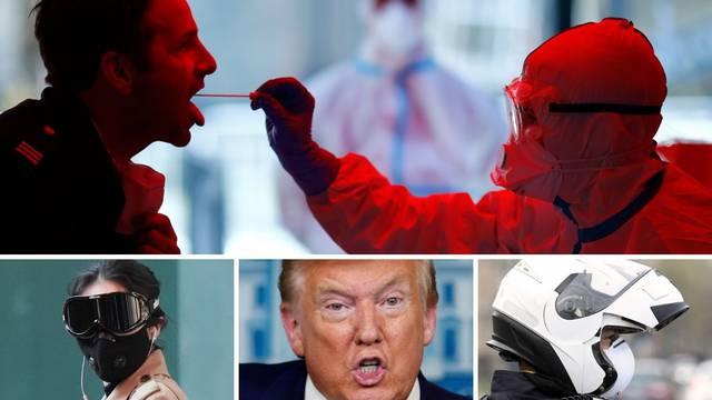 Dan poslije: Drugi scenarij, Trumpov model i još gori virus