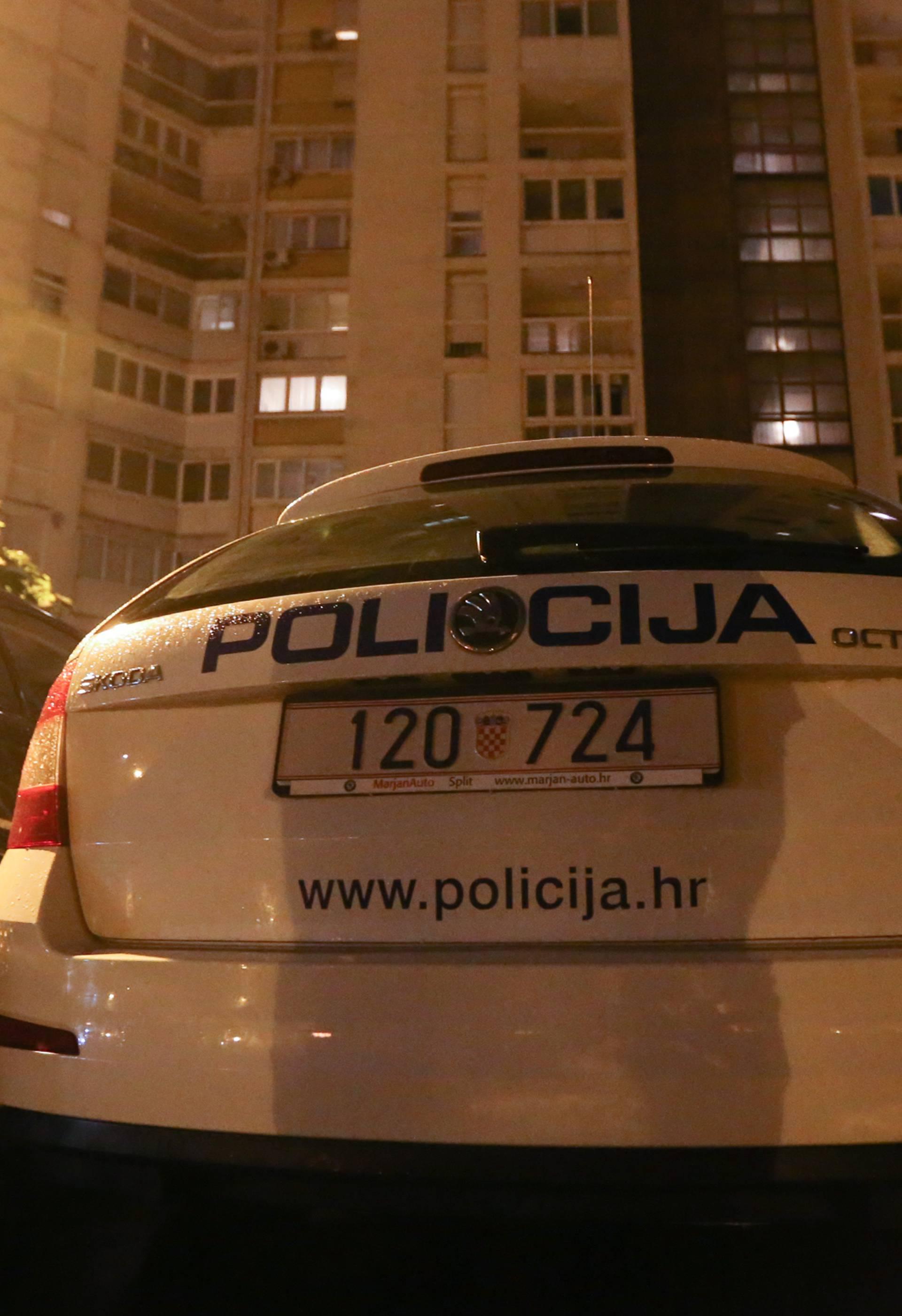 Strava u Splitu: Posvađao se s majkom, a  onda je izbo nožem
