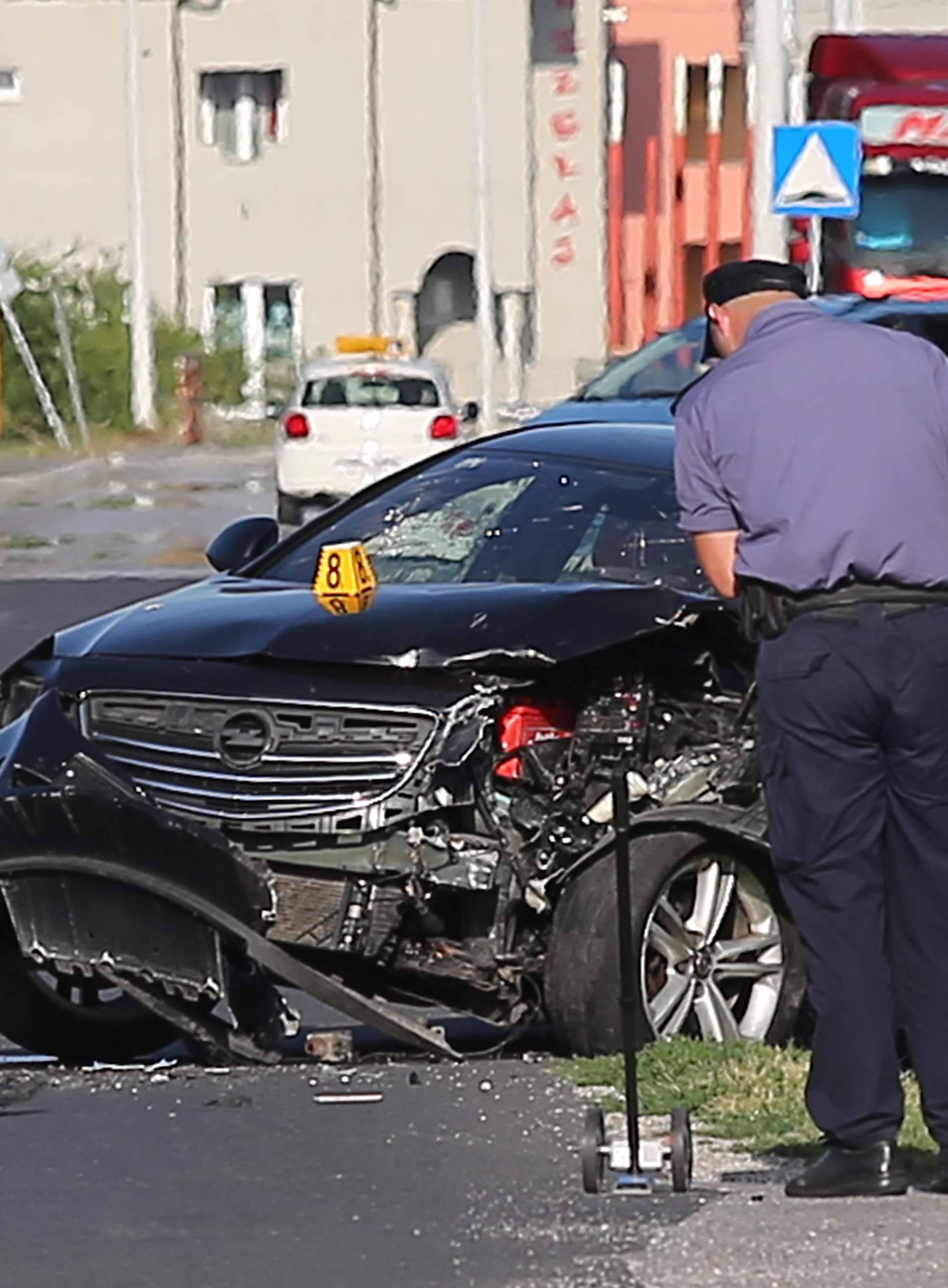 Frontalni sudar: Vozač kriv za nesreću u Sesvetama bio pijan