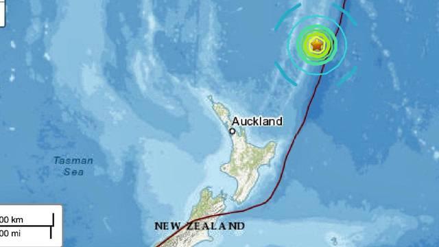 Snažan potres pogodio je Novi Zeland, strahuju od tsunamija