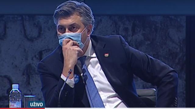 Plenković upirao prstom u medije na pressici: Otklonimo nebuloze, i vi tu igrate ulogu...