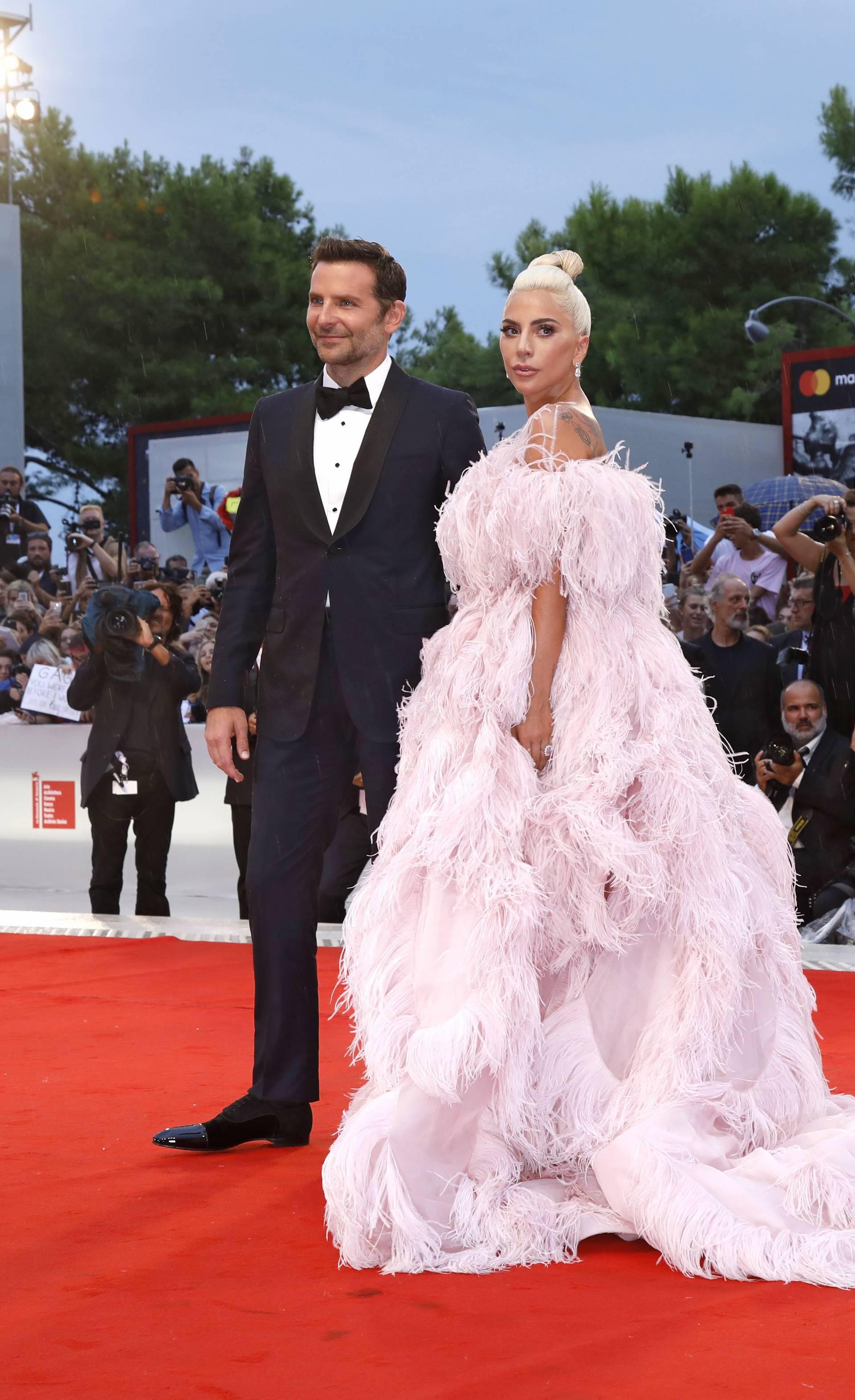 'A Star Is Born' Premiere at the 75th Venice Film Festival