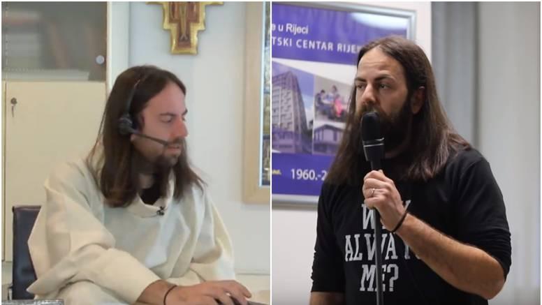 'Uhvatio sam se krunice. To me spasilo, Isusu sam najzabavniji'