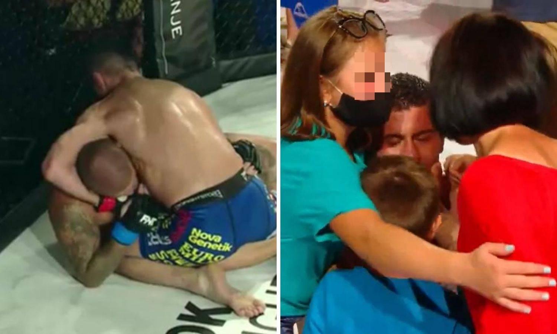 VIDEO Pogledajte ponajbolju giljotinu MMA svijeta: Baš sam se umorio od udaranja Vase...
