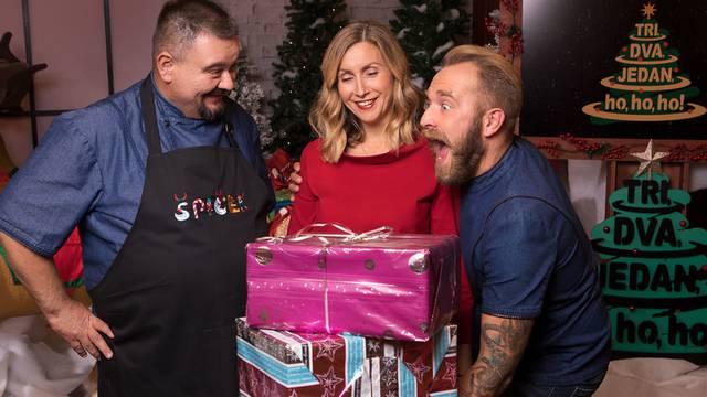 Pažanin, Špiček i Željka opisali kakav je Božić u njihovom domu