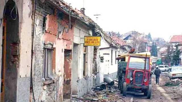 87 dana opsade: Dnevno je na Vukovar padalo 8000 projektila