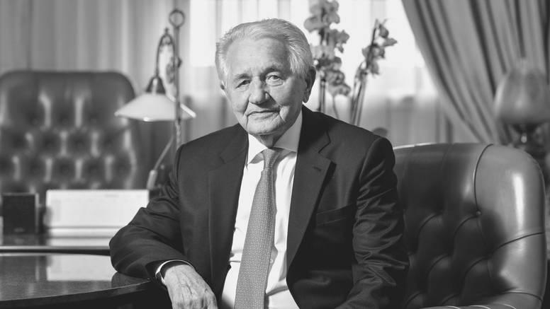 Preminuo Dragutin Drk, vlasnik Vindije i ugledni biznismen