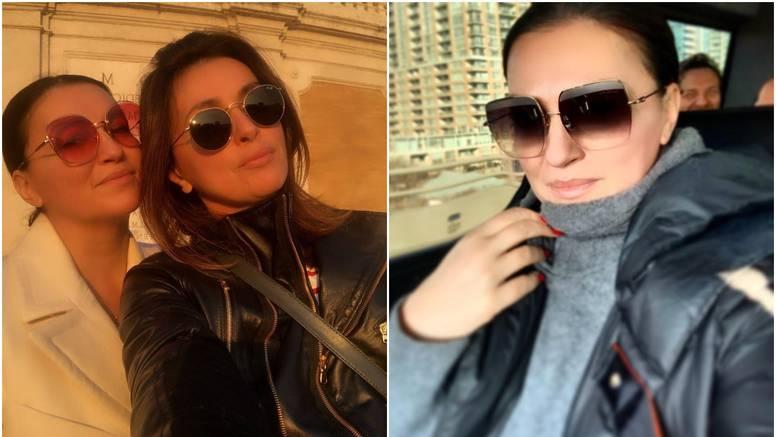 Badrić posjetila sestru u Rimu: 'Ovaj svijet postaje rajski vrt'