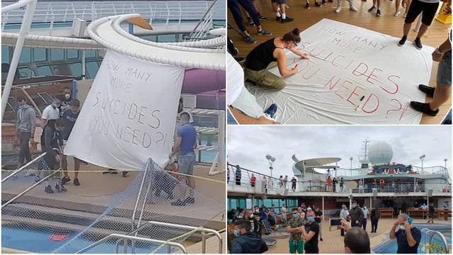 Na Karibima je zapelo i 450 Hrvata: 'Samo želimo doma'