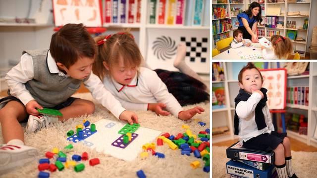 Za djecu s teškoćama u razvoju Snažan start omogućuje lakše uključivanje u školovanje