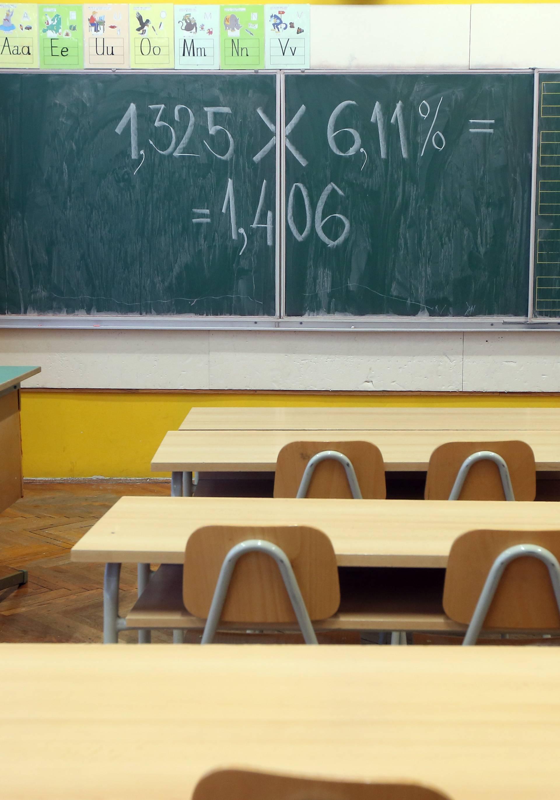 U školama diljem Hrvatske u tijeku je sindikalni referendum o nastavku štrajka u školama