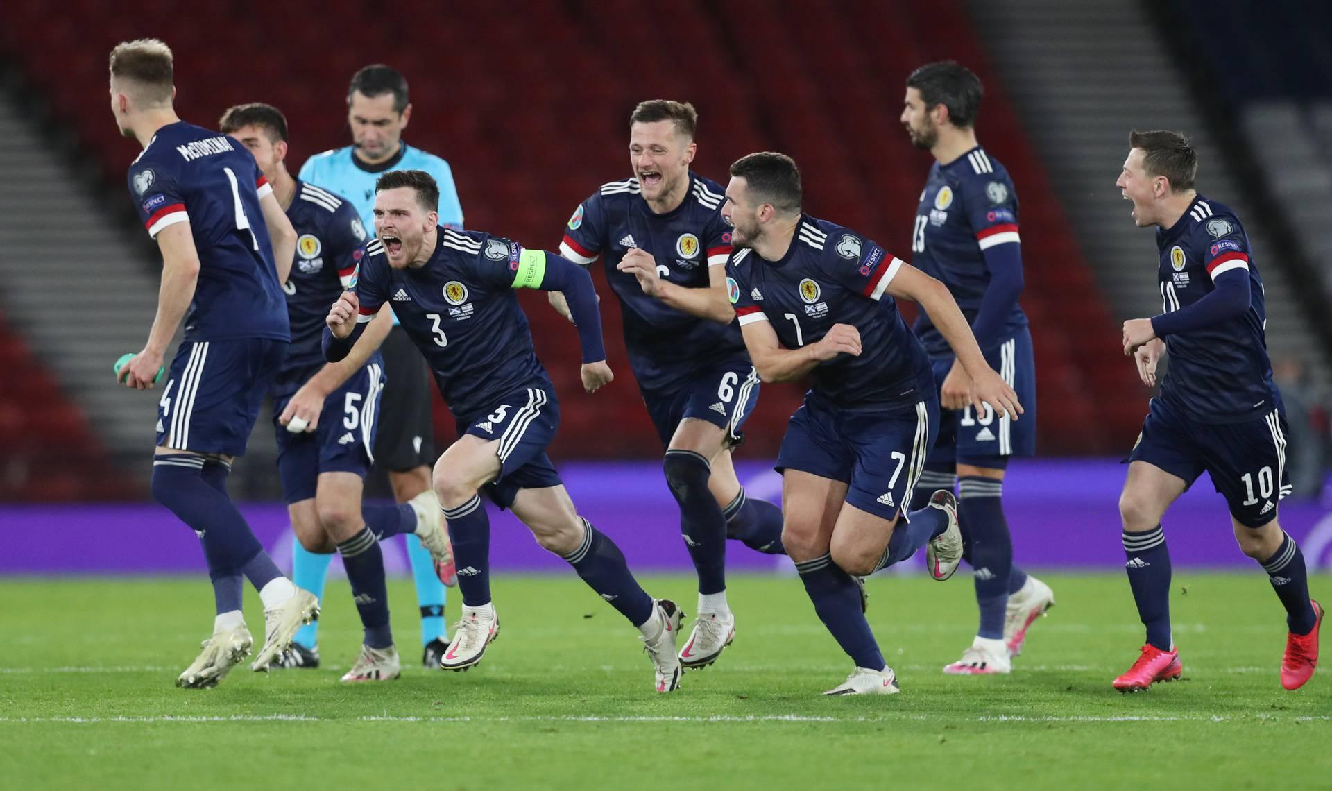 Euro 2020 Qualification Play off - Scotland v Israel