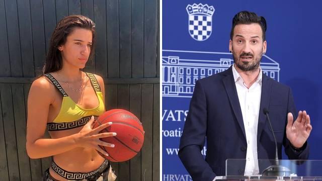 Miletić: 'Sam mogu pobijediti 5 žena u košarci.' Stigao poziv iz reprezentacije: Recite gdje i kad