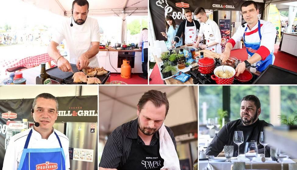 Stiže Chill&Grill: Skoko će peći afrički, a Palfi korejski roštilj