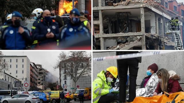 Troje poginulih, 11 je ozlijeđeno, strahuju da će se zgrada srušiti: 'Čudo je što nema više mrtvih!'
