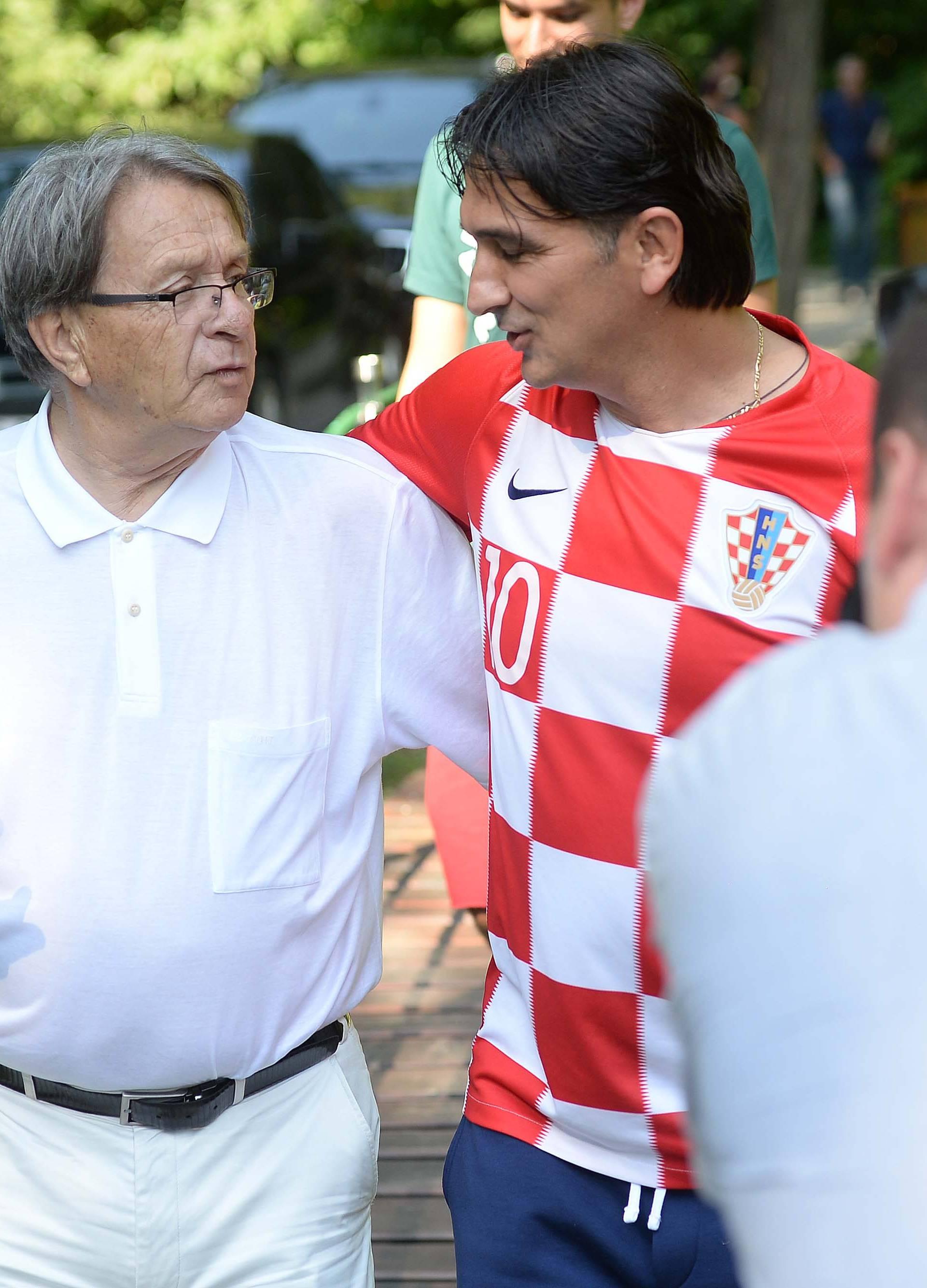 Dalić: Ja ne dijelim ljude na Hrvate i Srbe, već dobre i loše
